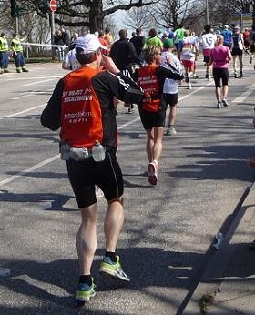 21.04.2014 - Marathon bei km 18