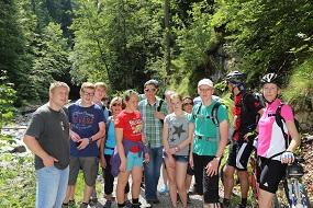 Wanderung durch das Oybachtal