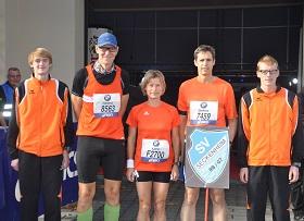 Starter beim Marathon und Mini-Marathon