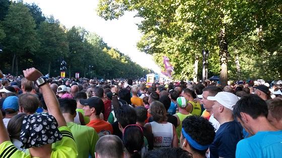 2015-09-27_Berlin Marathon Start