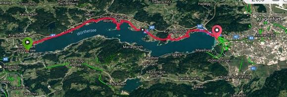 2016-08-21_Kärnten läuft HM Strecke